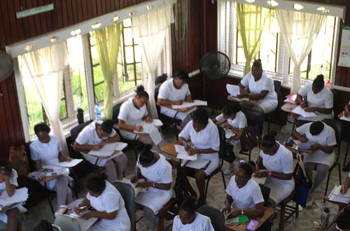 Transforming Nursing Education in Guyana